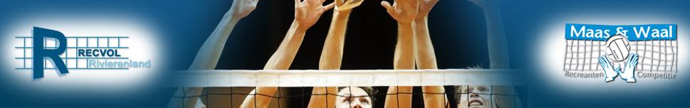 RECVOL Rivierenland en Maas & Waal Recreanten Volleybal